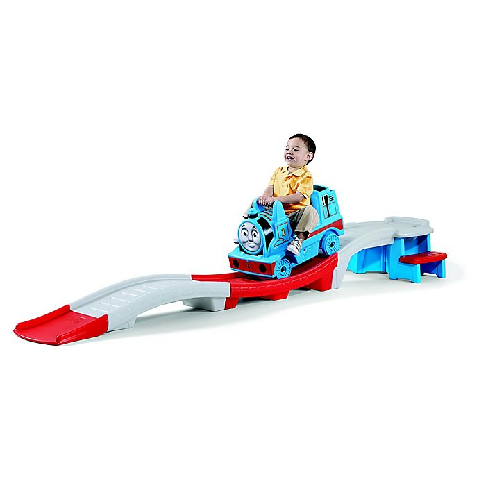 Alternate image 1 for Step2® Thomas the Tank Engine Up & Down Roller Coaster