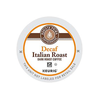 Keurig® K-Cup® Barista Prima® Decaf Italian Roast Coffee