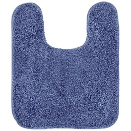Mohawk Home Envision Studio Contour Bath Rug in Blue