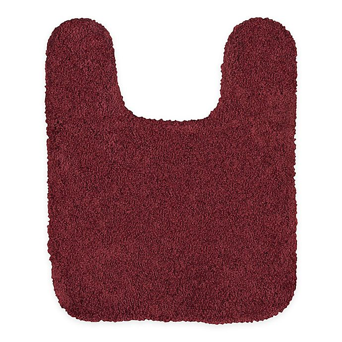 Alternate image 1 for Mohawk Home Acclaim 20-Inch x 24-Inch Bath Rug in Merlot