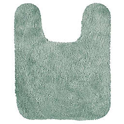 Mohawk Home New Regency Contour Bath Mat in Sea Mist