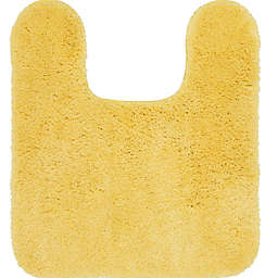 Mohawk Home New Regency Contour Bath Mat in Yellow