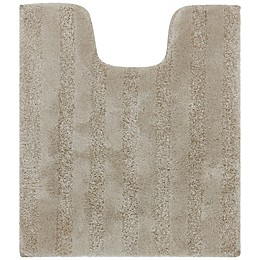 Mohawk Home Basic Stripe Contour Bath Mat