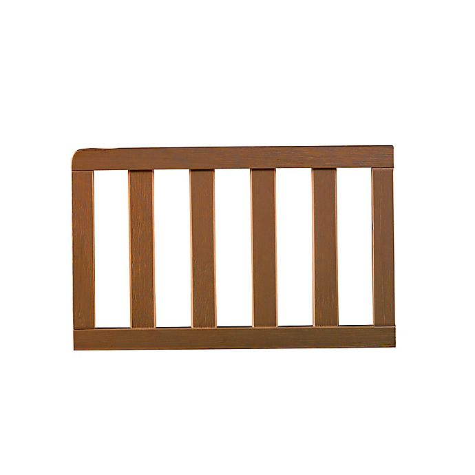 Alternate image 1 for Fisher-Price® Toddler Guard Rail in Rustic Brown