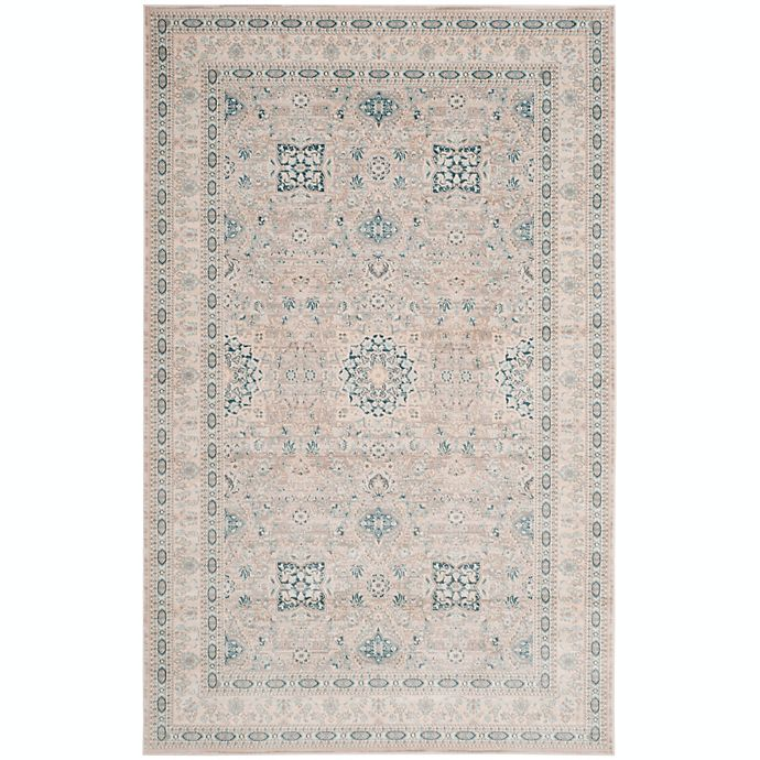 Alternate image 1 for Safavieh Archive Stillwater 4-Foot x 6-Foot Area Rug in Grey/Blue