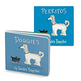 Doggies Book (English and Spanish Versions)