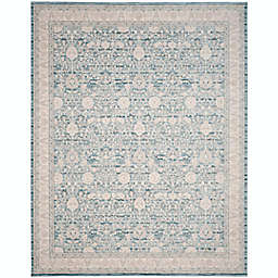 Safavieh Archive Serenity 8' x 10' Power-Loomed Area Rug in Blue/Grey