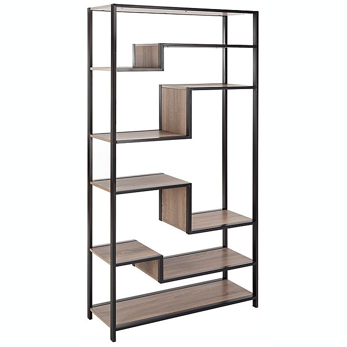 Alternate image 1 for Safavieh Joanna Retro Mid-Century Wood Etagere