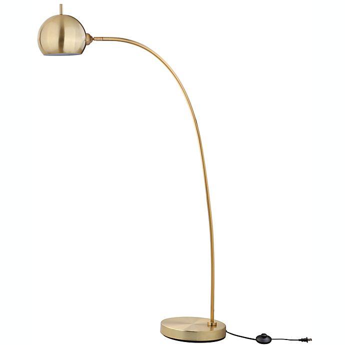Alternate image 1 for Safavieh Belami Floor Lamp in Gold