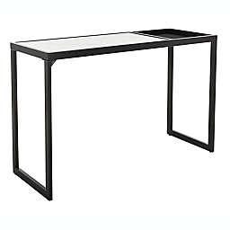 Safavieh Zuri Console Table in Black/White