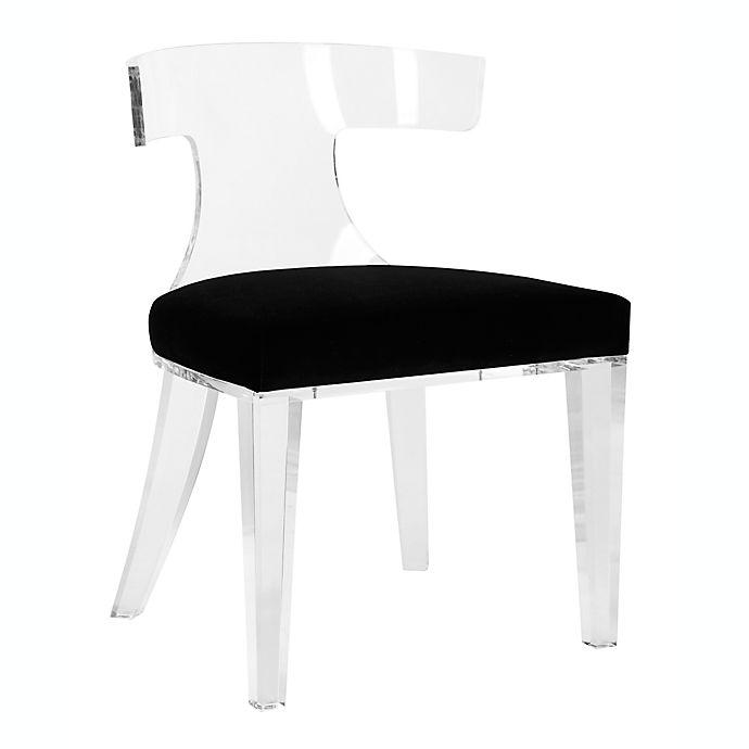 Alternate image 1 for Safavieh Rhys Acrylic Dining Chair
