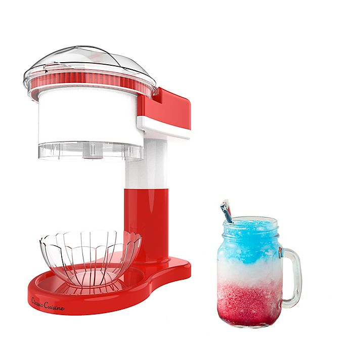 Alternate image 1 for Classic Cuisine Shaved Ice Maker