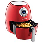 GoWISE USA® 2.75 qt. Digital Air Fryer in Red