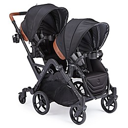 Contours® Double Stroller in Black