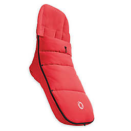 Bugaboo Footmuff in Neon Red