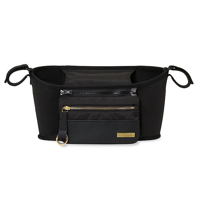 Alternate image 1 for SKIP*HOP® Grab & Go Luxe Stroller Organizer in Black