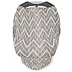 SKIP*HOP® Grab & Go Car Seat Arm Pad & Canopy in Grey Zig Zag