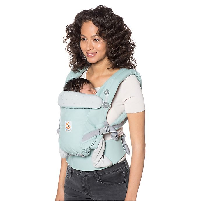 Alternate image 1 for Ergobaby™ ADAPT 3-Position Baby Carrier