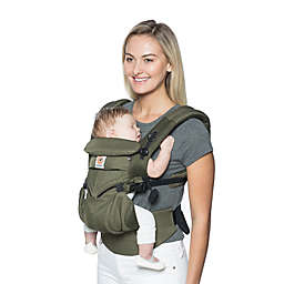 Ergobaby™ Omni 360 Cool Air Mesh Multi-Position Baby Carrier in Khaki Green