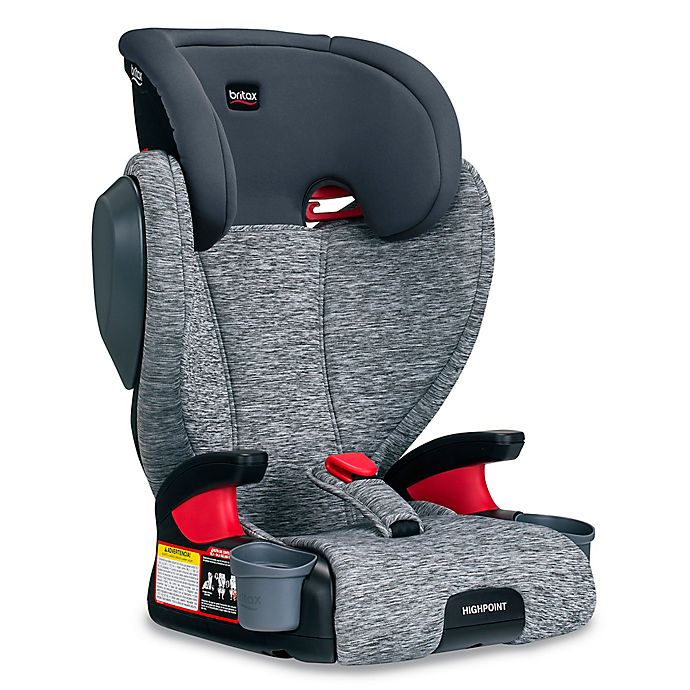 Alternate image 1 for BRITAX® Highpoint Belt-Positioning Booster
