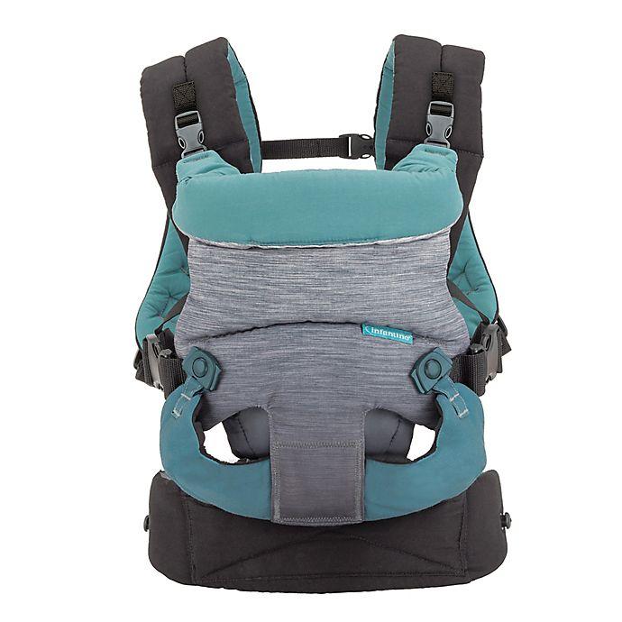 572d14497b7 Infantino® Go Forward Evolved Ergonomic Carrier in Grey