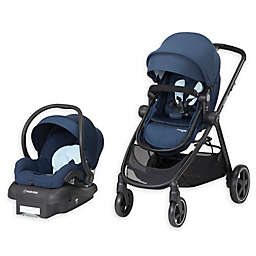 Maxi-Cosi® Zelia 5-in-1 Modular Travel System in Aventurine Blue