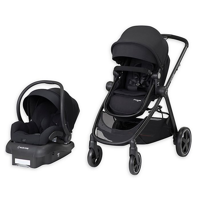 Alternate image 1 for Maxi-Cosi® Zelia 5-in-1 Modular Travel System
