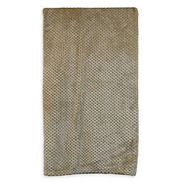 Stadium Large Throw Blanket in Taupe