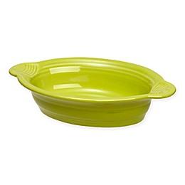 Fiesta® Oval Individual Casserole Dish in Lemongrass
