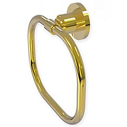 Allied Brass Washington Square Collection Towel Ring
