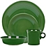 Part of the Fiesta® Dinnerware Collection in Shamrock