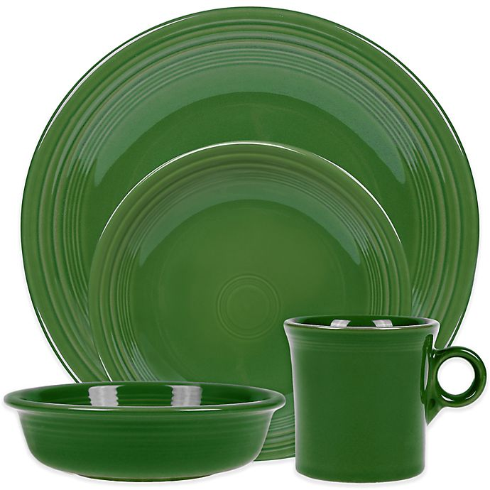 Alternate image 1 for Fiesta® Dinnerware Collection in Shamrock