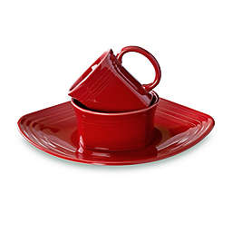 Fiesta® Square Dinnerware Collection in Scarlet