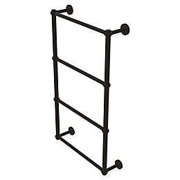 Allied Brass Waverly Place 4-Tier Ladder Twist Detail Towel Bar