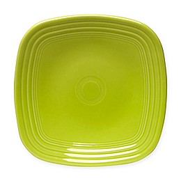 Fiesta® Square Luncheon Plate in Lemongrass