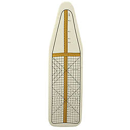Household Essentials® Deluxe 1-Piece Ironing Board Cover/Pad w/ Sewing Guide