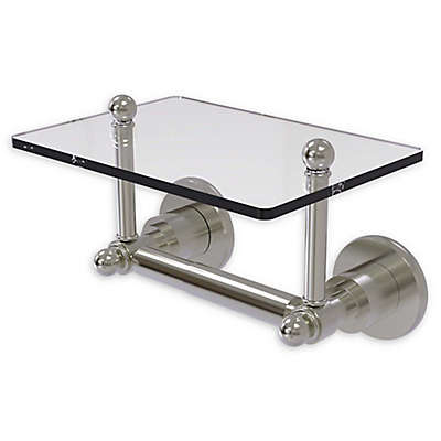 Toilet Paper Holder With Shelf Bed Bath Beyond