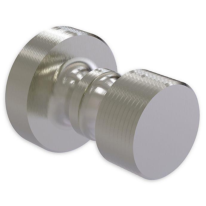 Alternate image 1 for Allied Brass Foxtrot Robe Hook in Satin Nickel