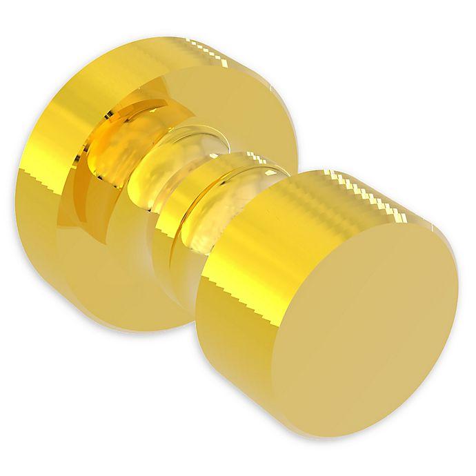 Alternate image 1 for Allied Brass Foxtrot Robe Hook in Polished Brass