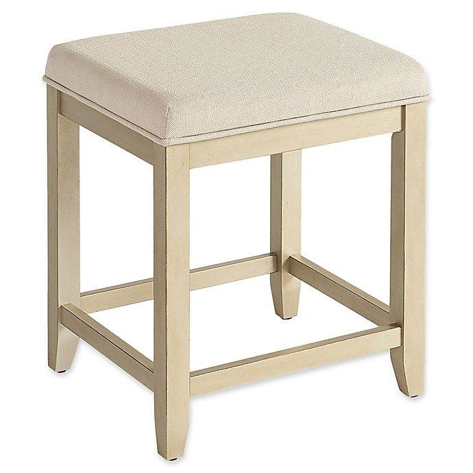 Alternate image 1 for Crosley Furniture Faux Leather Upholstered Chair in Cream