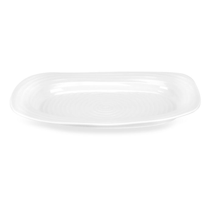 Alternate image 1 for Sophie Conran for Portmeirion® Sandwich Tray in White