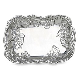 Arthur Court Designs Butterfly 9.5-Inch Catch All Tray