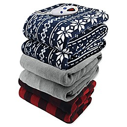 Biddeford® Electric Heated Throw Collection