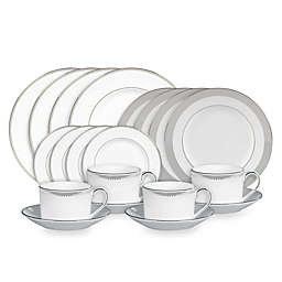 Vera Wang Wedgwood® Grosgrain 20-Piece Dinnerware Set