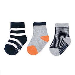 carter's® 3-Pack Stripe Crew Socks