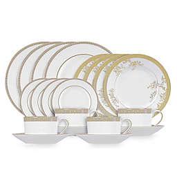 Vera Wang Wedgwood® Lace Gold 20-Piece Dinnerware Set