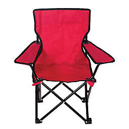 Pacific Play Tents Outdoor Super Chair for Kids in Ruby Red