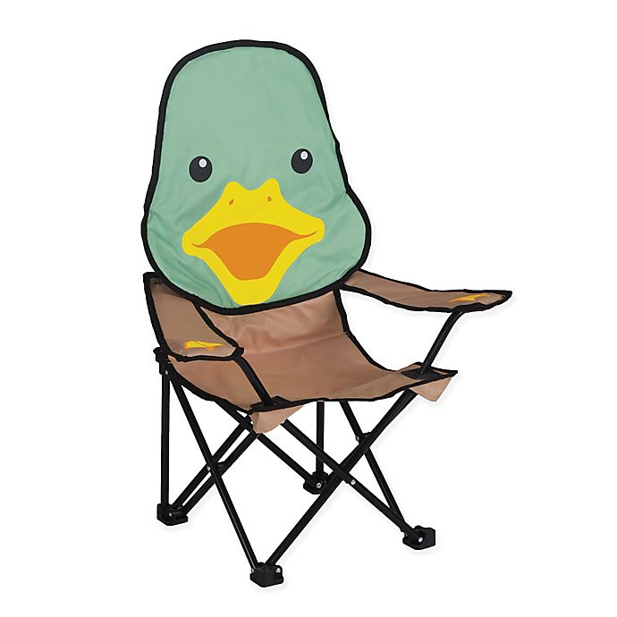 Alternate image 1 for Pacific Play Tents Duckker the Duck Chair