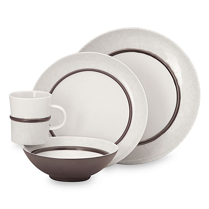 Alternate image 1 for Dansk® Lucia 4-Piece Place Setting