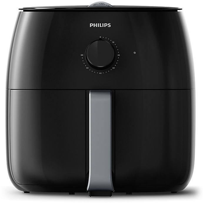 Alternate image 1 for Philips AirFryer™ XXL in Black